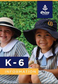 K-6 Information Book Image